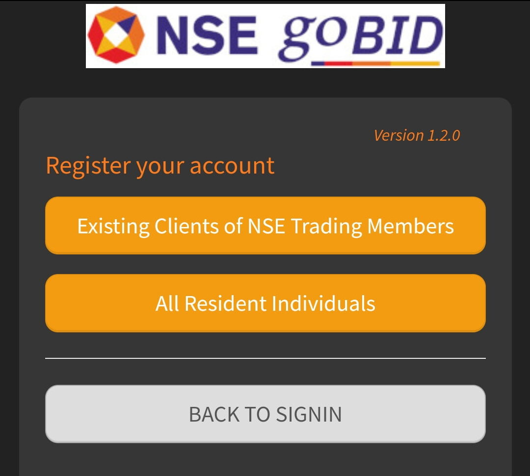 How to Buy Treasury Bills through NSE goBID App